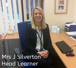Mrs Silverton - Head Learner