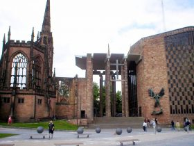 Year 5 Visit Coventry Cathedral @ Coventry Cathedral | England | United Kingdom