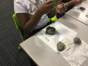 Year 3 Stone Age Museum